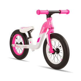 s'cool pedeX 1 Kids Push Bikes Children pink/white